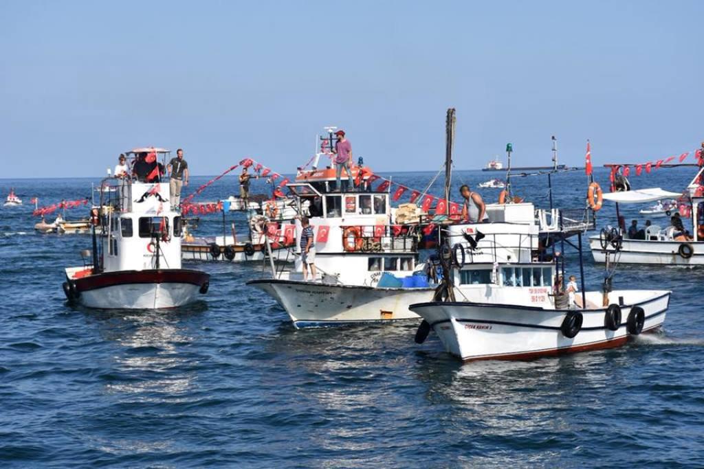 Tekirdağ'da 1 Temmuz Denizcilik ve Kabotaj Bayramı Coşkusu Yaşandı
