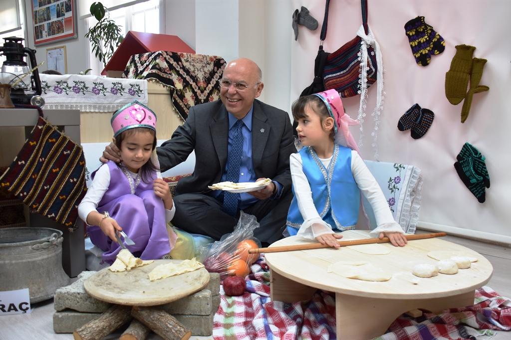 Çocuk Akademisi Yerli Malı Haftasını kutladı