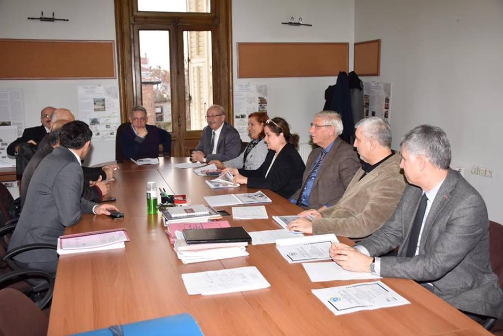 Tekirdağ Büyükşehir Belediyesi'nin Restorasyon Çalışmaları Masaya Yatırıldı