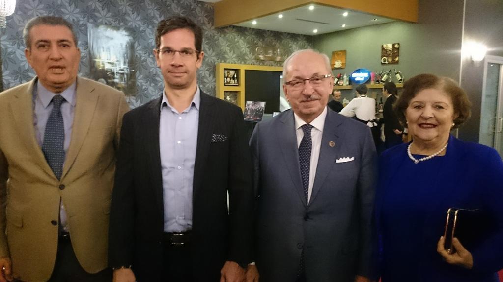 TÜRK MACAR DOSTLARTI TEKİRDAĞ'DA BİR ARAYA GELDİ