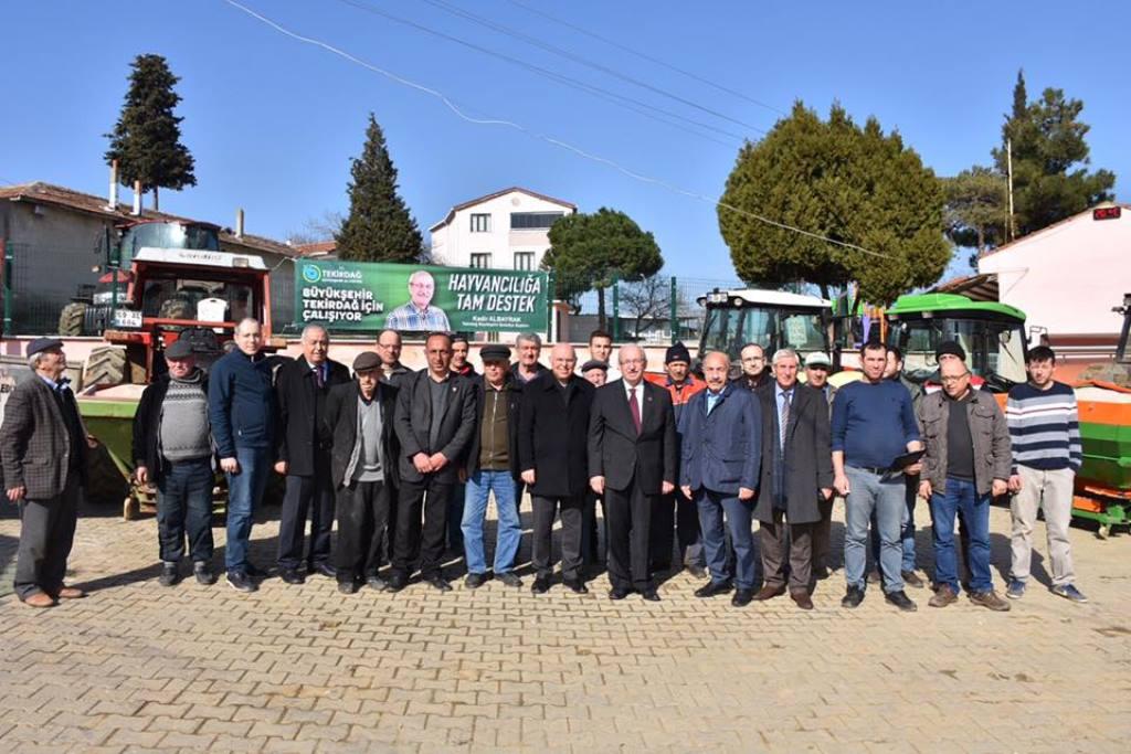 Büyükşehir Belediyesi Türkiye'nin En Büyük Mera Islah Projesine Devam Ediyor