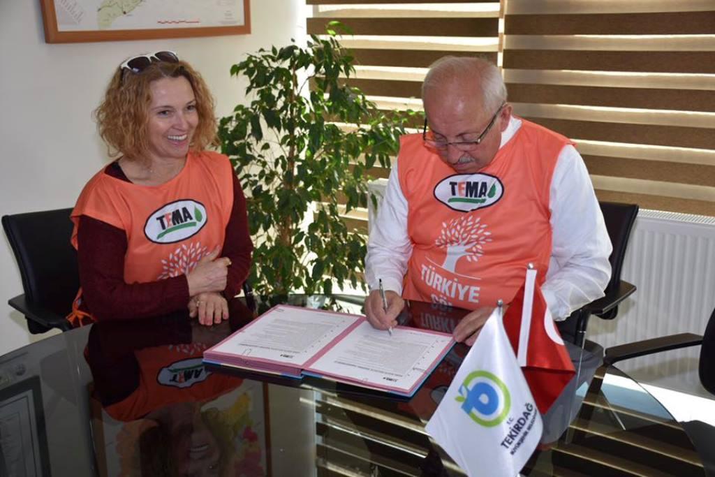 Doğa Dostu Belediye Başkanı Taahhütnamesi İmzalandı