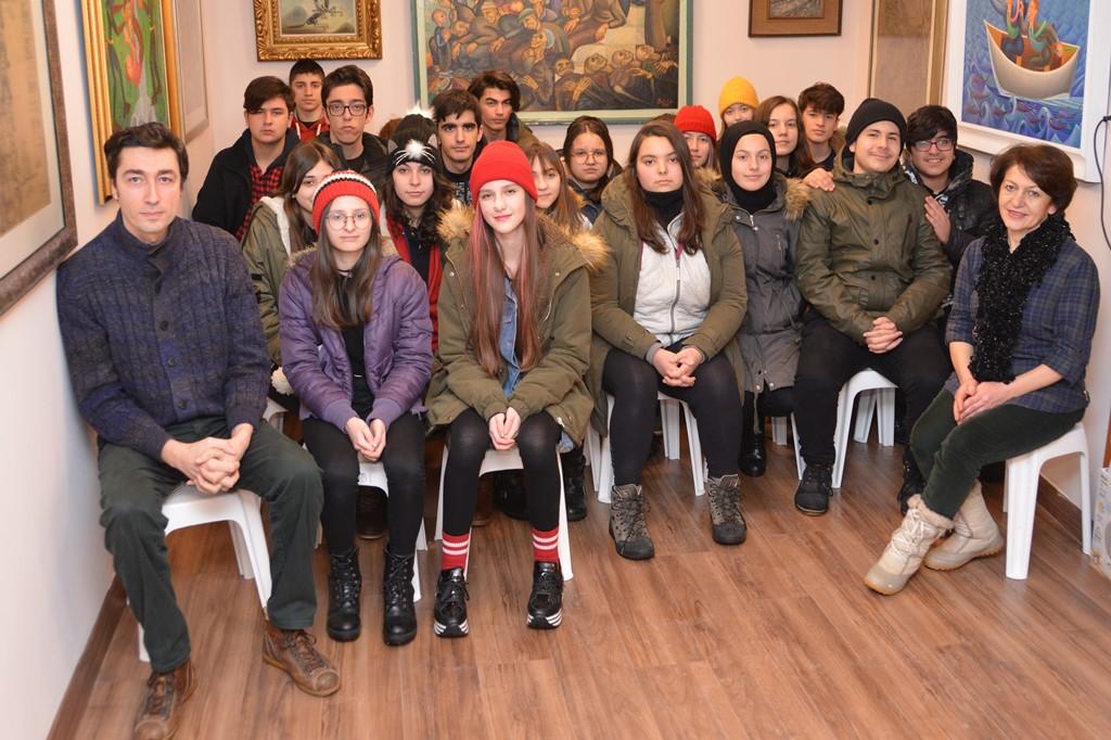 Balaban Müzesi Nazım Hikmet şiirleri ile buluştu