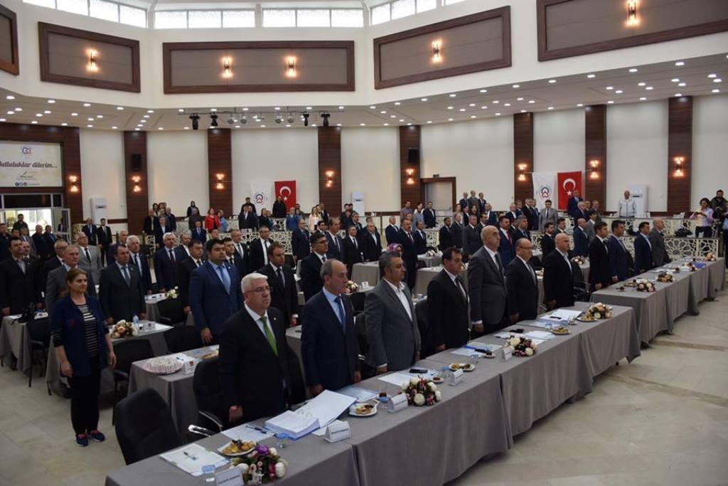 2019-2024 Dönemi İlk Meclis Toplantısı Gerçekleşti