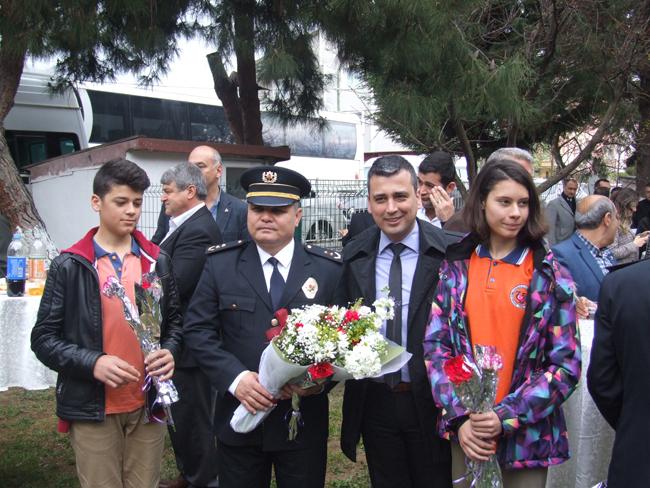 Polis Teşkilatımızın  kuruluşunun 174. yılı  törenlerle kutlandı
