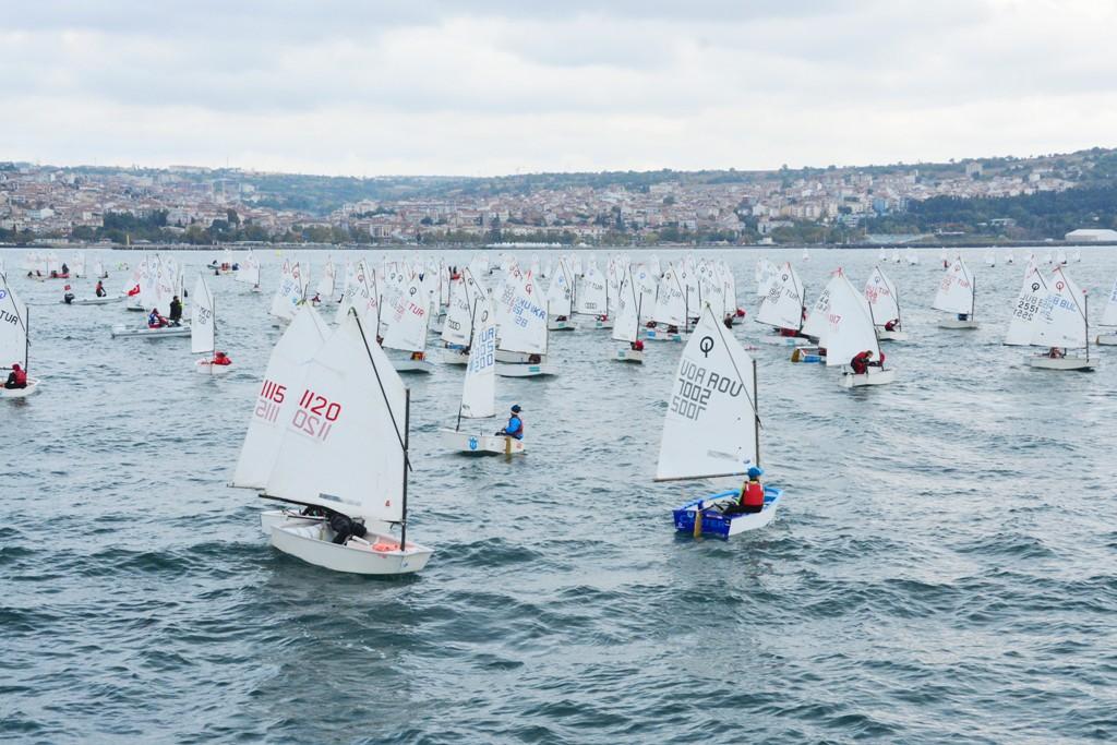 S   5.Süleymanpaşa International Optimist Cup Yelken Yarışları 4-8 Eylül'de gerçekleştirilecek
