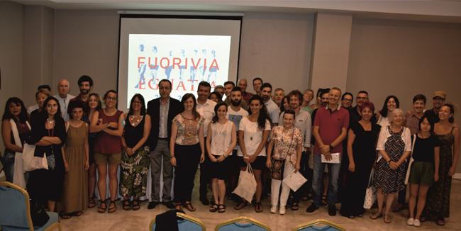 Büyükşehir Belediyesi 5 Ülkeyi Kapsayan Egnatia Yürüyüşünün Tekirdağ Ayağına Ev Sahipliği Yaptı