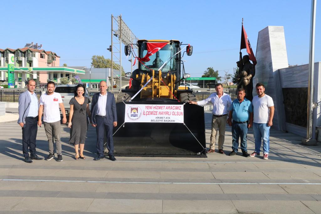 Marmaraereğlisi Belediyesi Araç Filosunu Genişletti