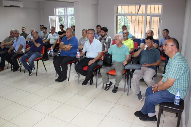 Mahalleler arası futbol turnuvası 17 Ağustos'ta başlayacak