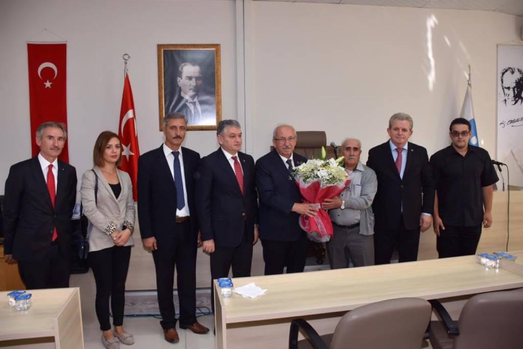 Başkan Kadir Albayrak Ahilik Haftası Kutlamalarına Katıldı