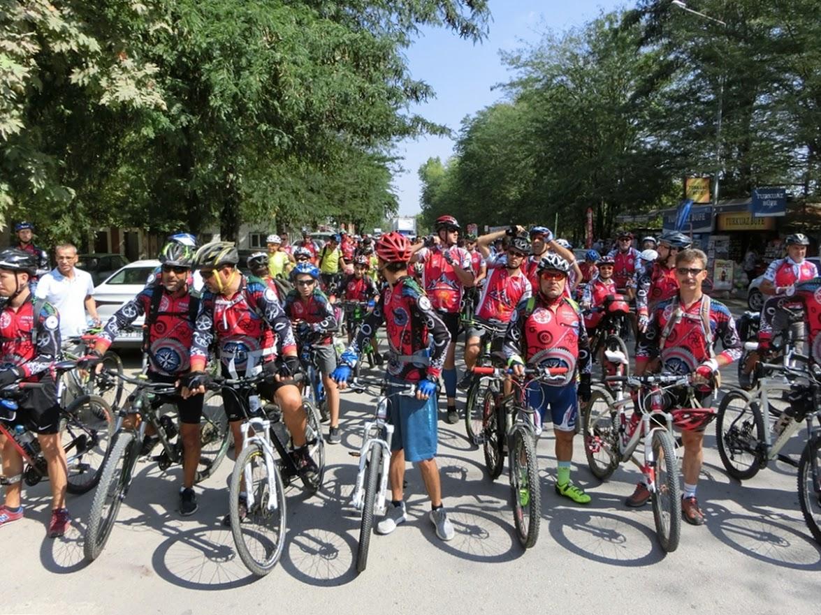 Keşan DOÇEK Dağ Bisikleti Festivali Başlıyor
