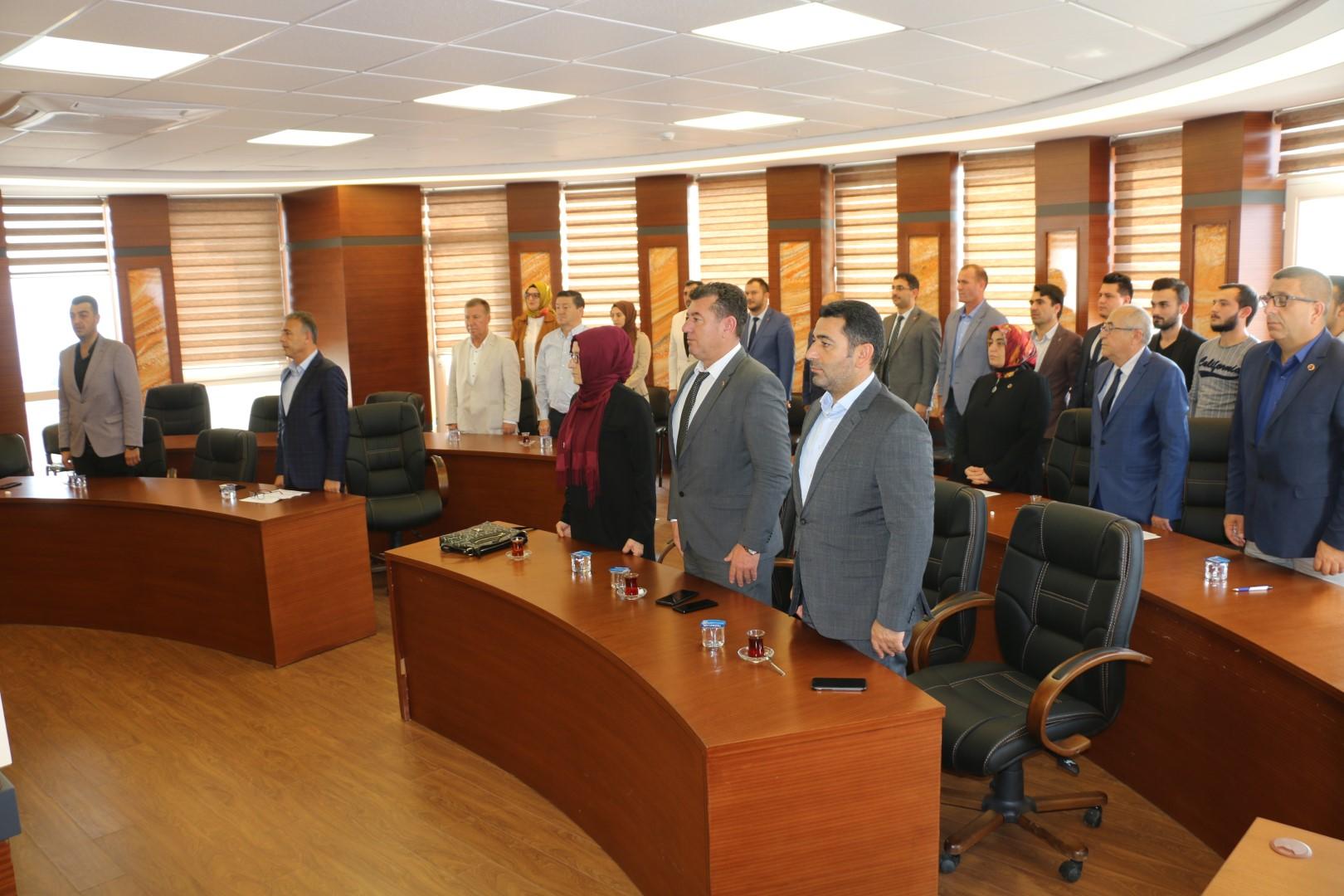 Marmaraereğlisi Belediye Meclisi Tek Yürek