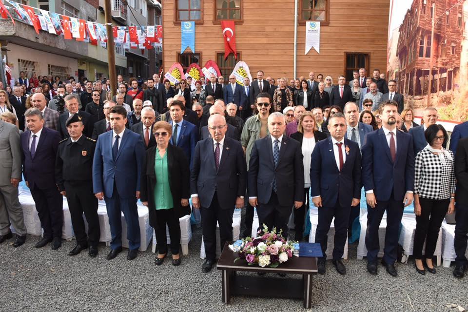 Türk-Macar Kültür Evi'nin Açılışı Gerçekleşti