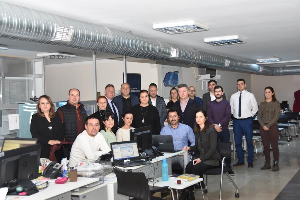 Personele Yönelik Netcad Eğitimi Düzenlendi