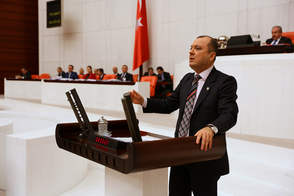 CHP Tekirdağ Milletvekili Dr. Aygun'dan GDO Uyarısı: