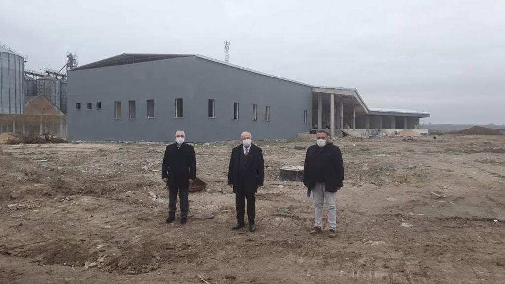 Başkan Albayrak Hayrabolu'daki Projeleri Yerinde İnceledi