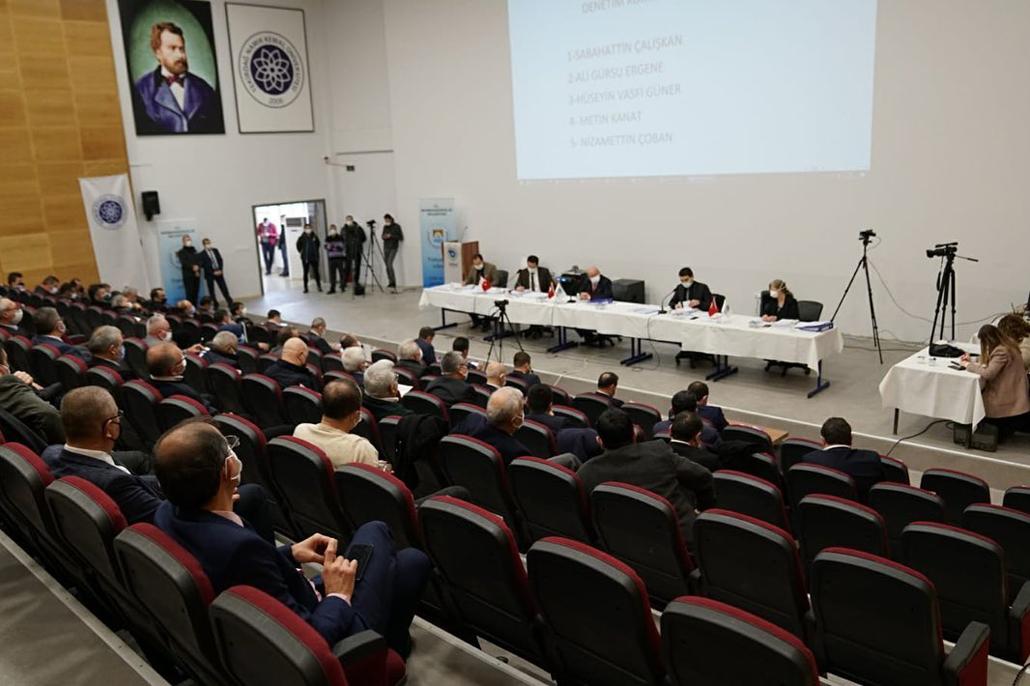 Büyükşehir Belediye Meclisi Yılın İlk Toplantısını Marmaraereğlisi'nde Gerçekleştirdi