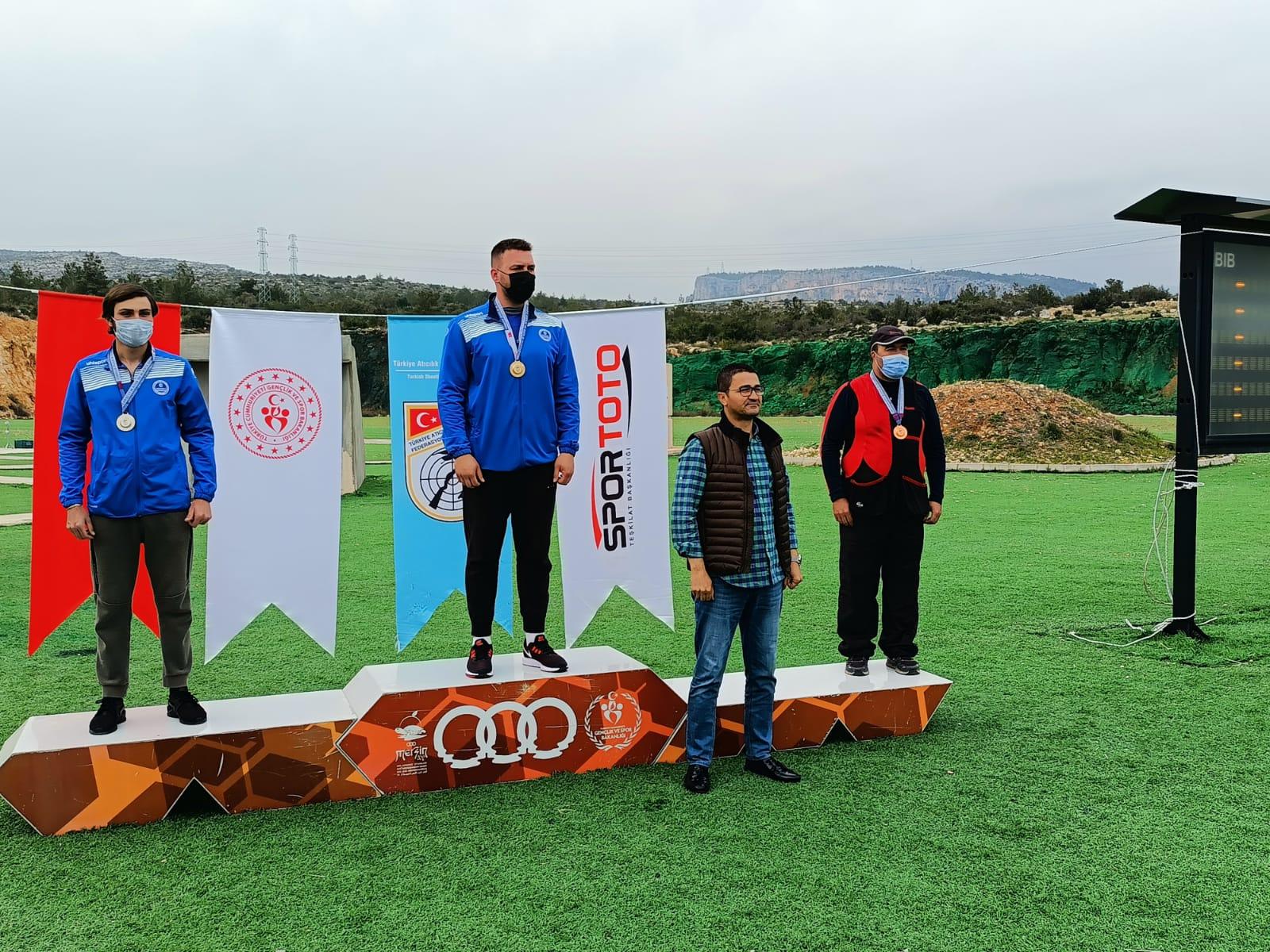 Süleymanpaşalı sporcular atıcılıkta madalyaya doymuyor