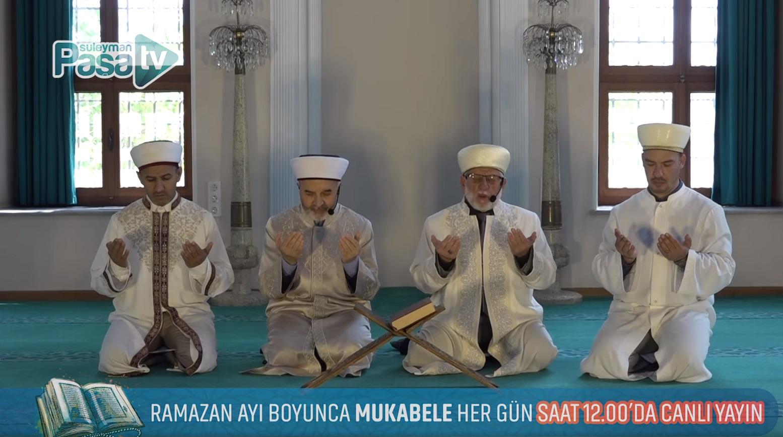 Süleymanpaşa Belediyesinden Ramazan boyunca canlı Mukabele yayını