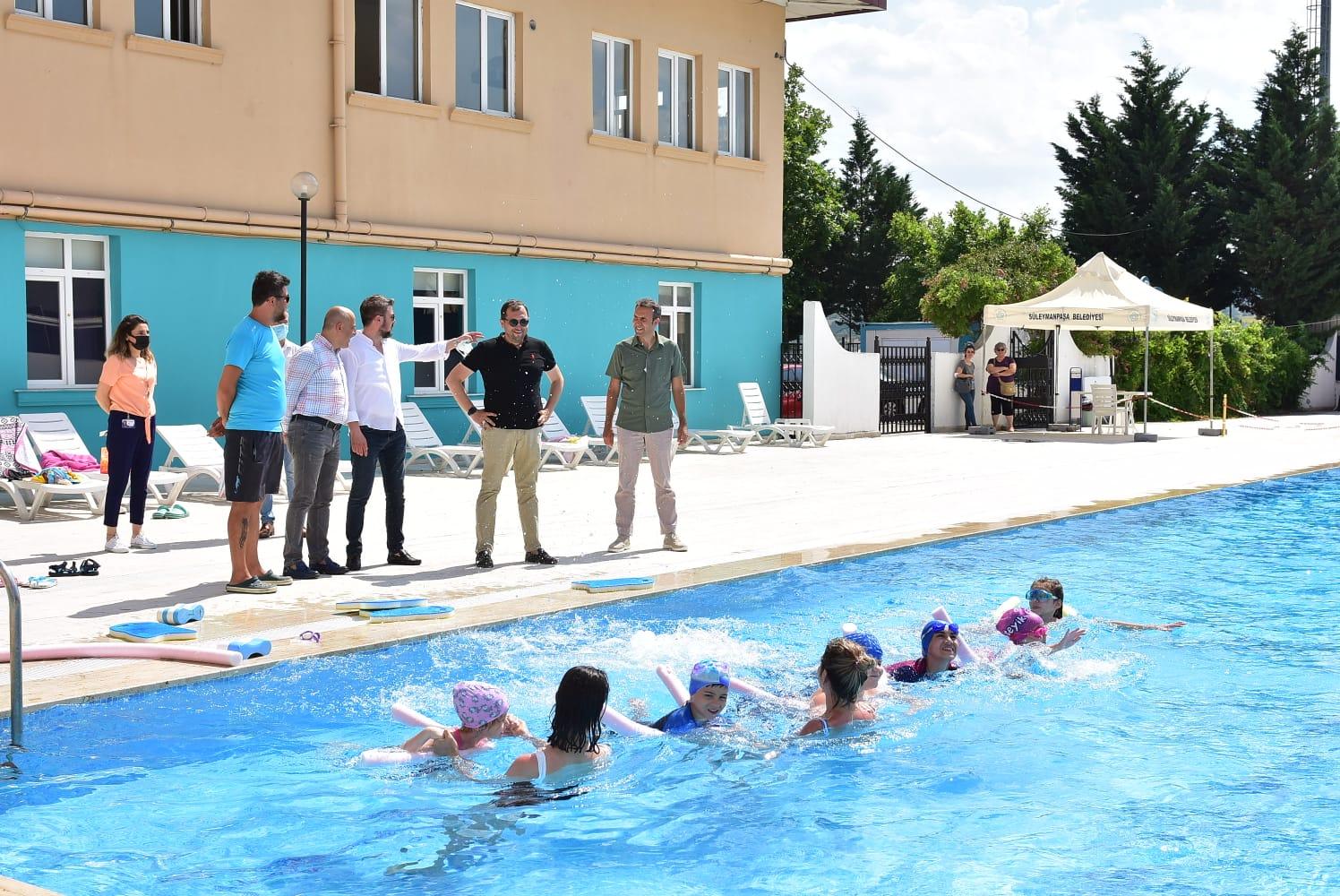Yaz Okulları açılış töreni ile eğitime başladı