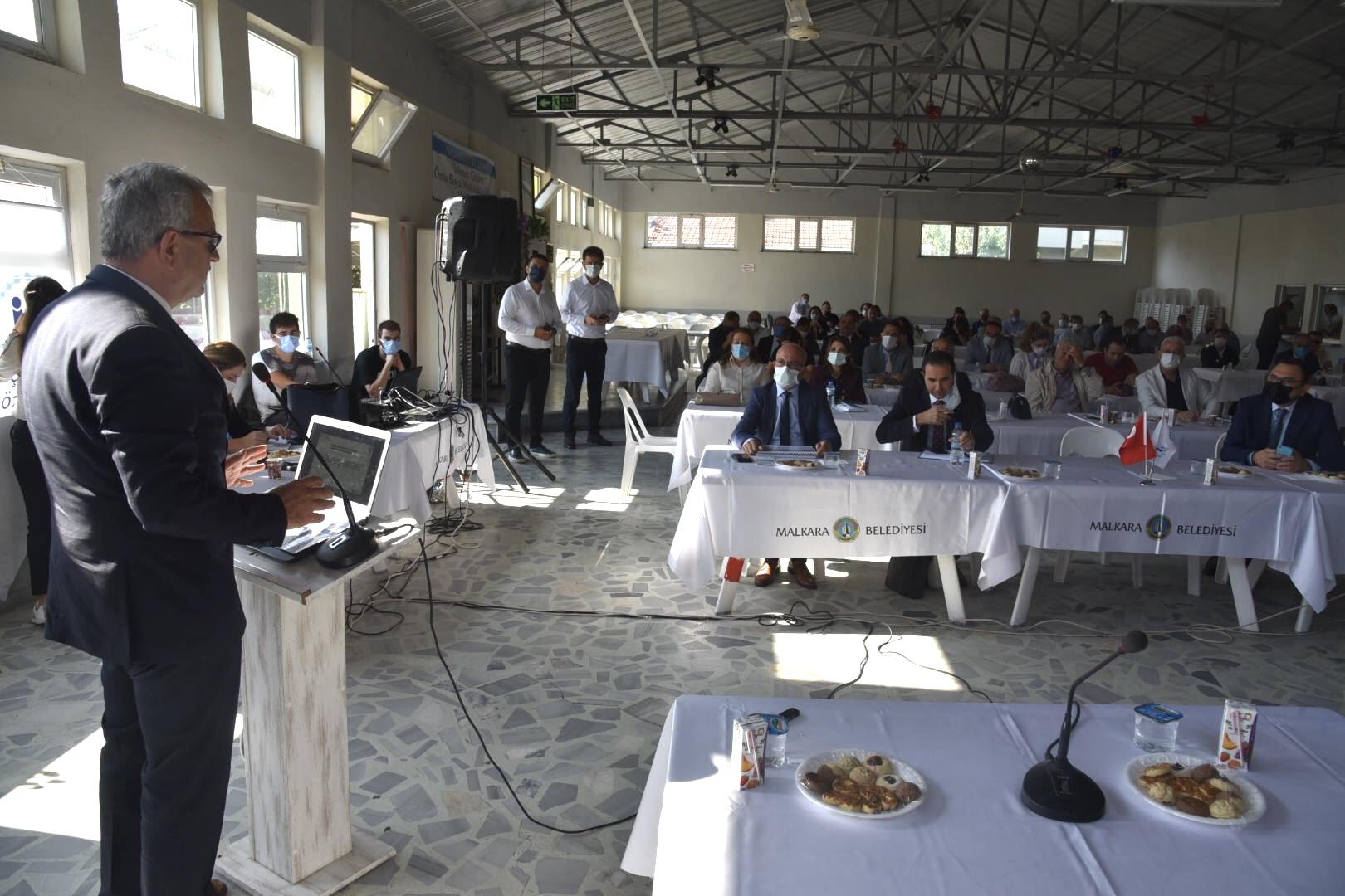 Tarım ve Orman Bakanlığı tarafından KadıköyBarajı'nın havza koruma planının hazırlanması projesine başlandı