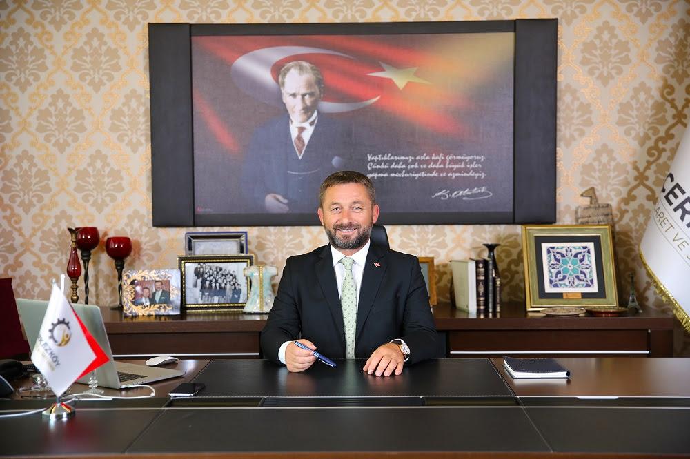 Çerkezköy Endüstriyel Fuarı 24-27 Ekim Tarihleri Arasında Düzenlenecek